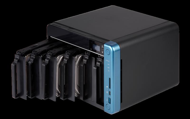 Karta rozszerzeń QM2 pozwala na nowo zdefiniować funkcje serwera NAS