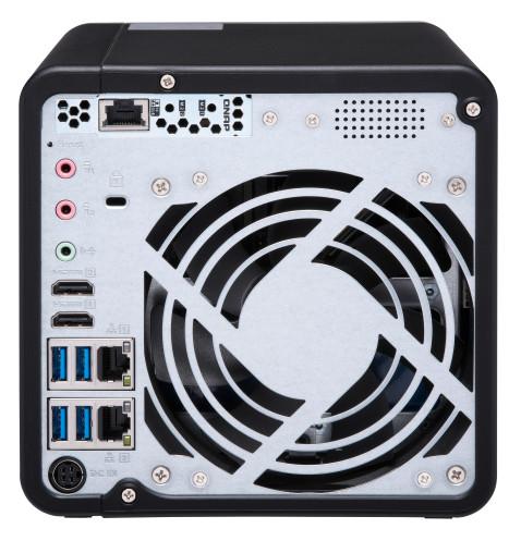 Bezpośredni dostęp do sieci 10 GbE z komputera Mac