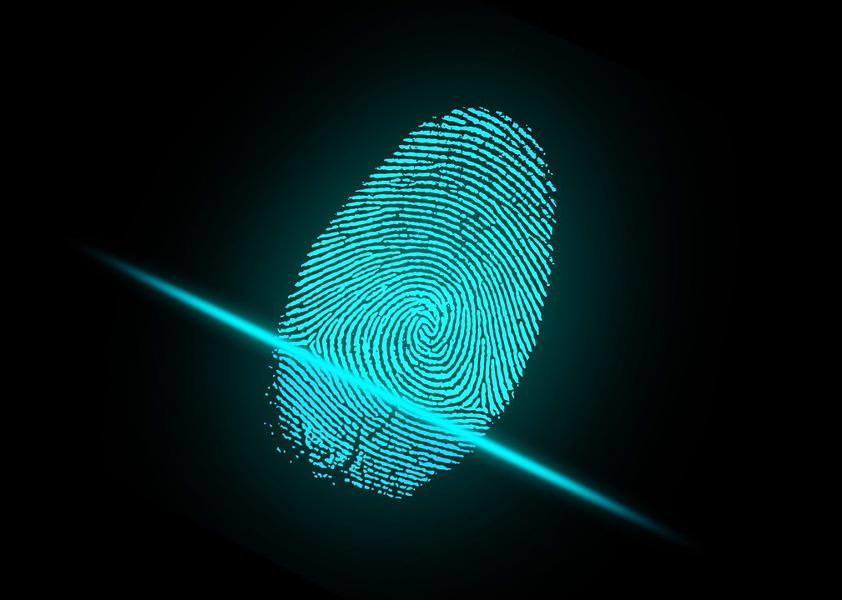 Biometryka - odcisk palca