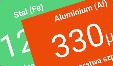 Badanie stali i aluminium