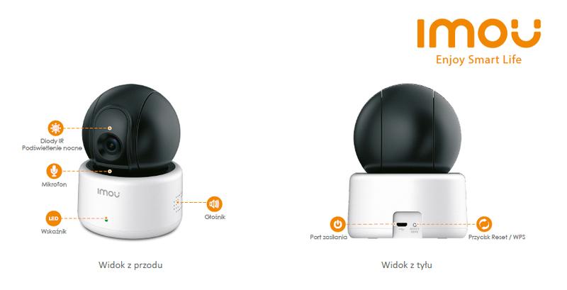 VATS kamera-ip-imou-ranger-1080-ipc-a22p-imou