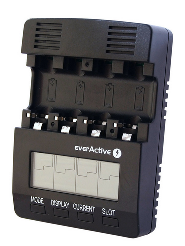 Everactive NC-3000 to unikalna konstrukcja oferująca nową jakość w segmencie ładowarek profesjonalnych.