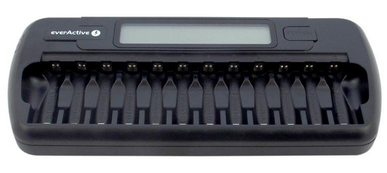 Najważniejsze cechy ładowarki NC1200: