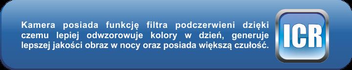 ICR – Mechaniczny Filtr Podczerwieni