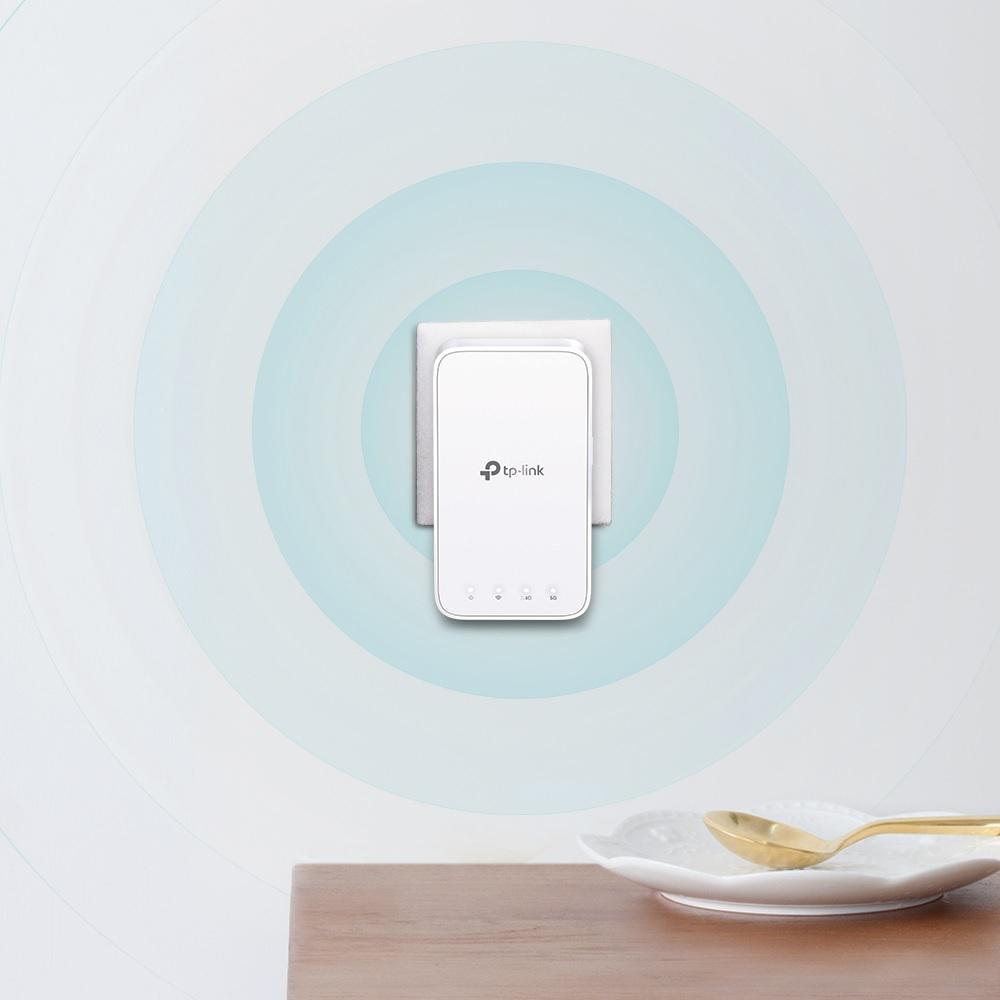 Podłącz do gniazdka i korzystaj z Wi-Fi