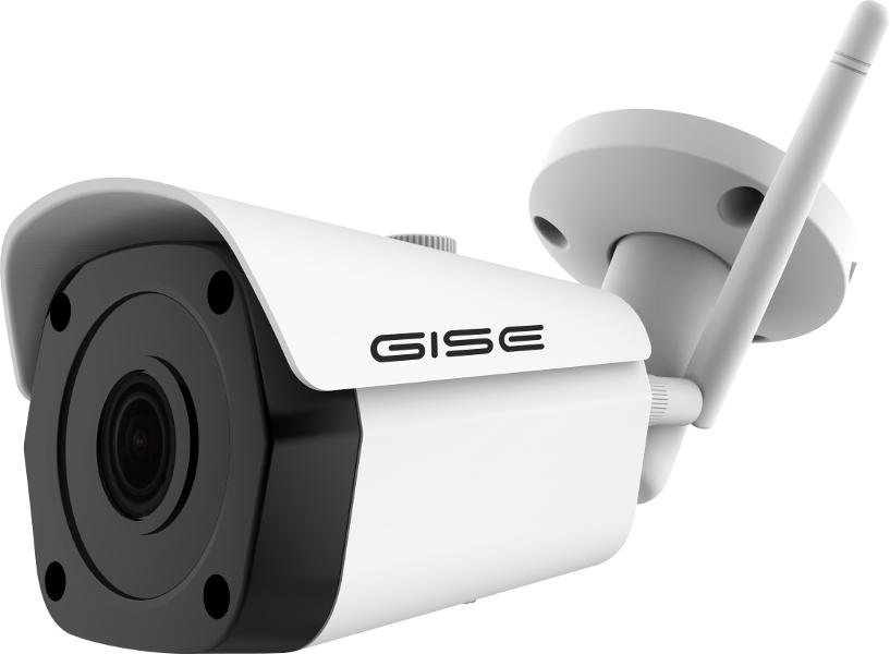 4x Profesjonalna kamera do monitoringu Full HD
