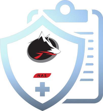 W aktywny sposób chroń swoją pamięć NAS dzięki oprogramowaniu IronWolf Health Management* w stacjach dyskowych Synology DiskStat