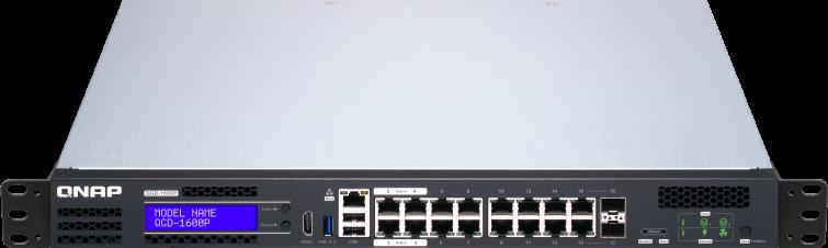 Podwójny system przełącznika i serwera NAS, zapewniający optymalną wydajność