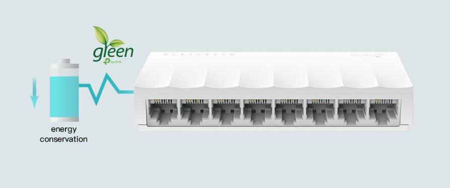 Energooszczędna sieć Ethernet