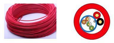 Grenton TF-Bus Cable, 2x0,8+(2x2x0,5) to dedykowany kabel do instalacji Grenton Smart Home.