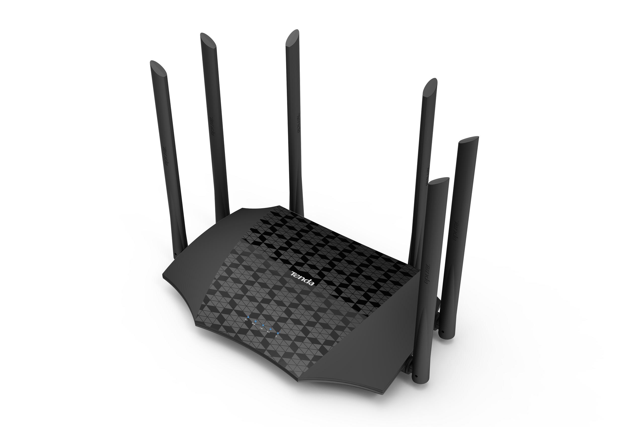 AC2100 dla zaawansowanej prędkości WiFi