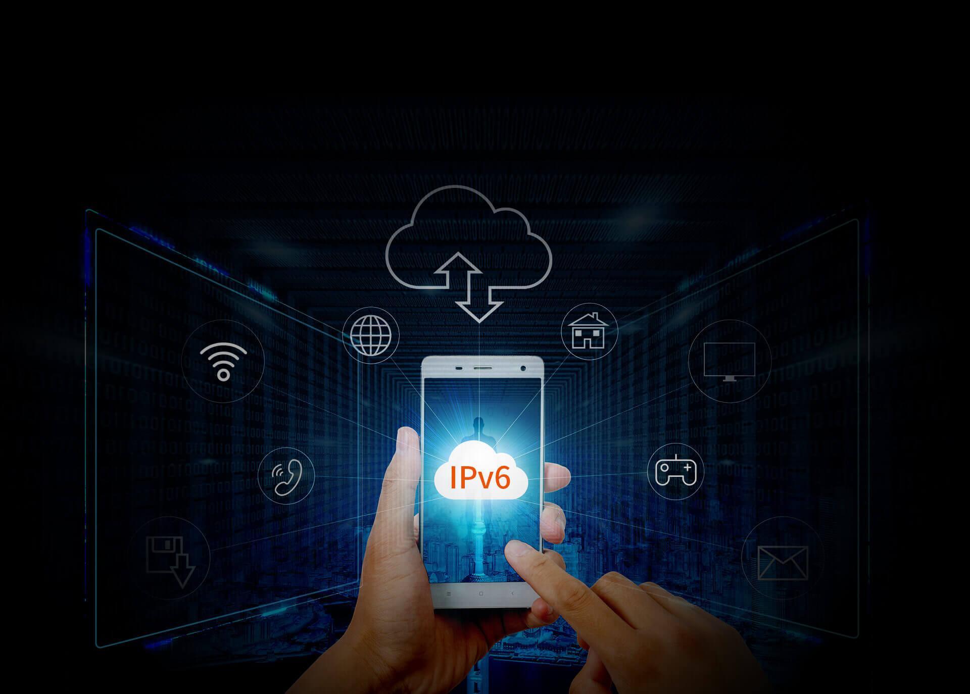 Obsługa protokołu IPv6