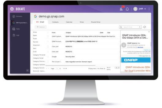 Bezpieczne tworzenie kopii zapasowych Google™ Workspace i Microsoft 365®