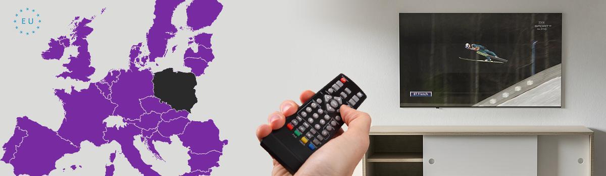 Odbieraj telewizję DVB-T/T2 w najwyższej możliwej jakości