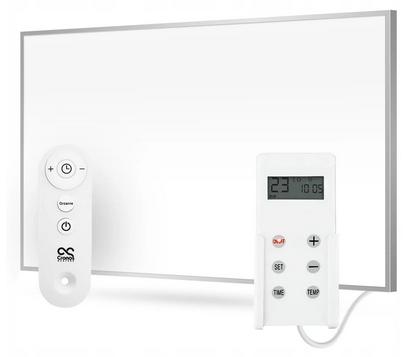 Panel grzewczy / promiennik IR Cronos 720W z termostatem + pilot