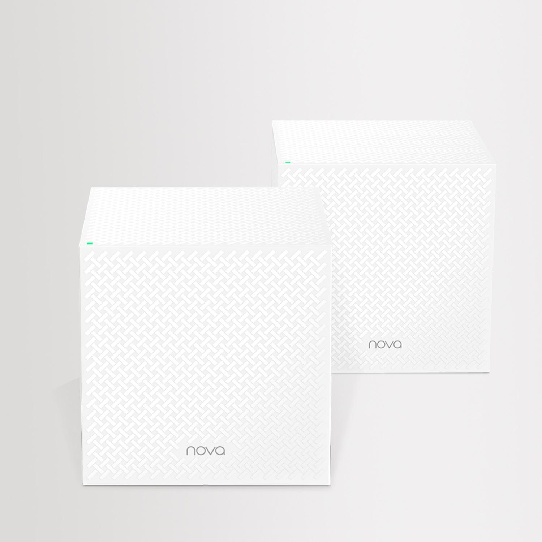Zaawansowane rozwiązanie mesh dla pokrycia WiFi całego domu