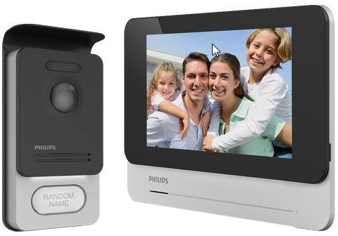 Zestaw wideodomofonowy PHILIPS WelcomeEye Touch 531101