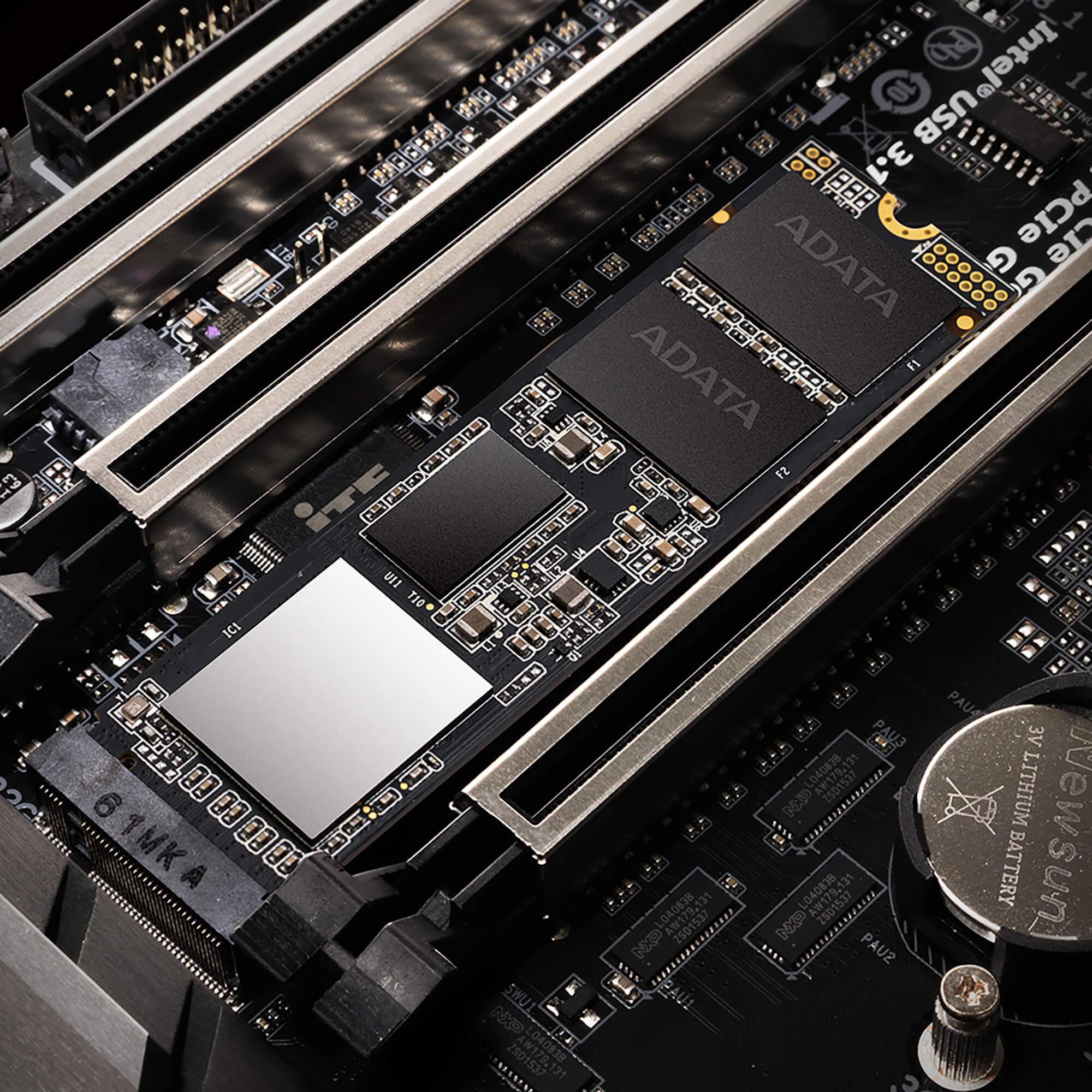 Najszybszy dysk SSD XPG