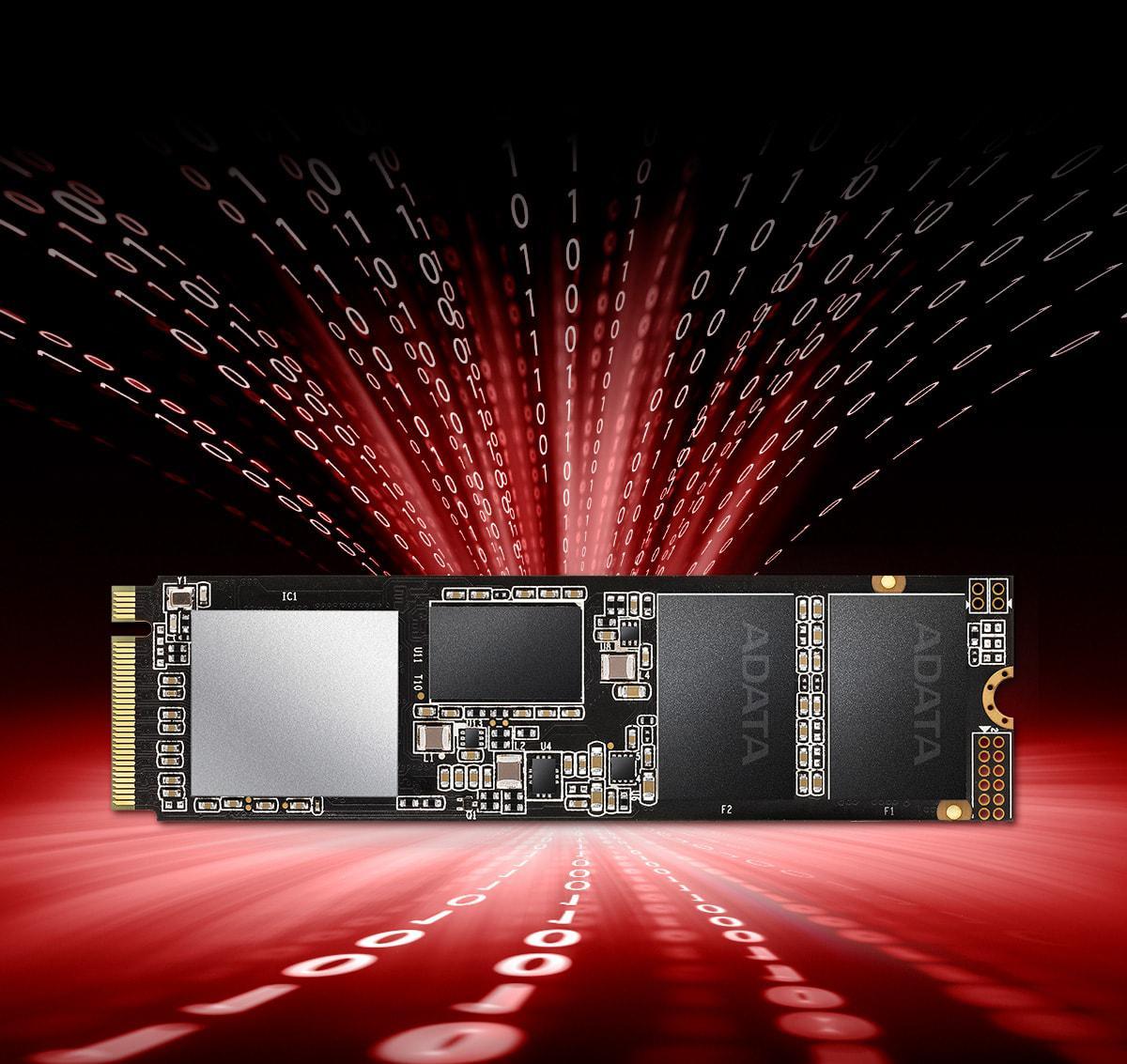 Technologia LDPC ECC odpowiadająca za integralność danych