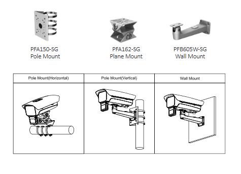Elementy komplementarne i sposób montażu