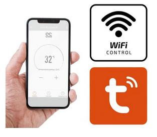 Zdalne sterowanie za pomocą smartfona dzięki technologii iControl System