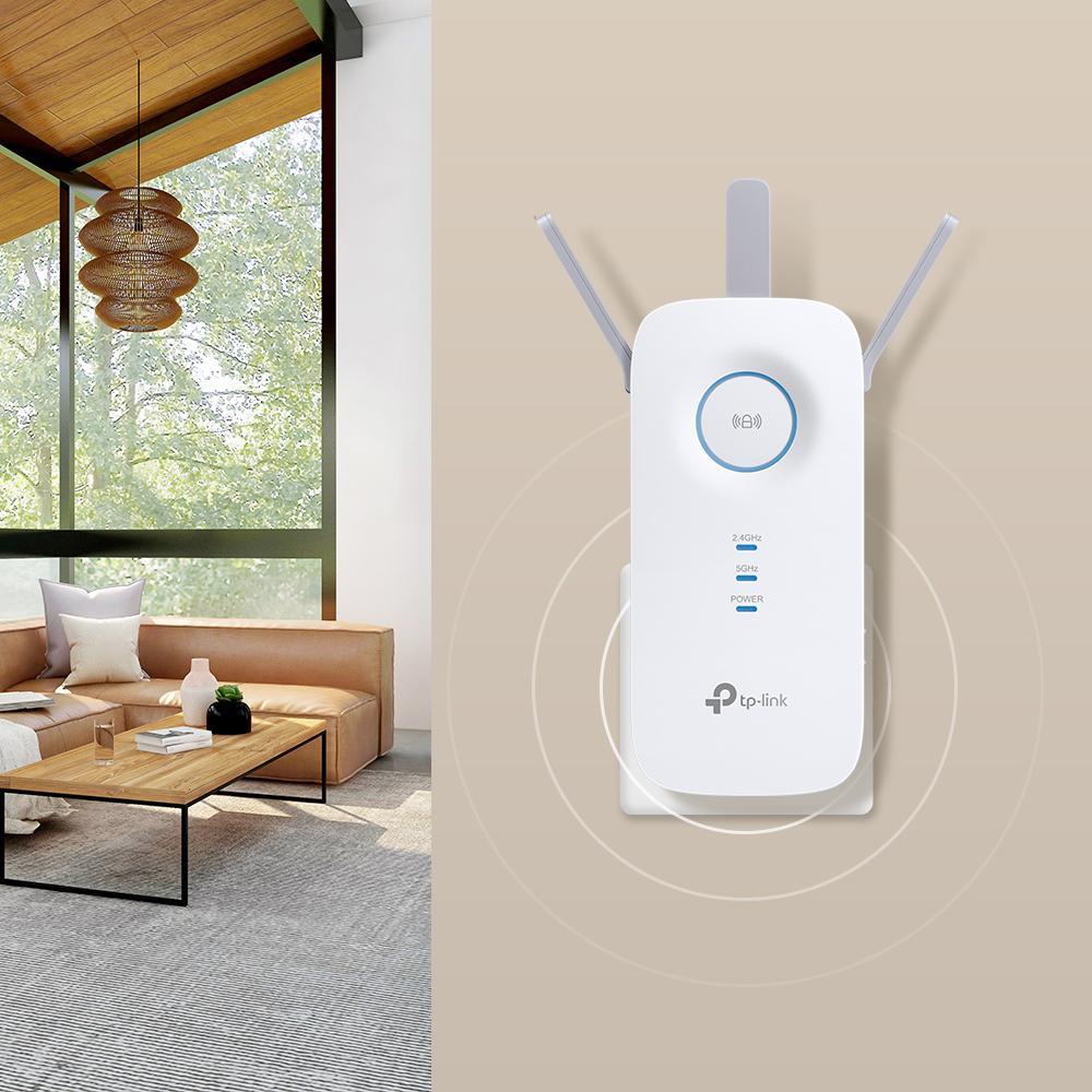 Połóż kres martwym strefom, wzmacniając domową sieć Wi-Fi