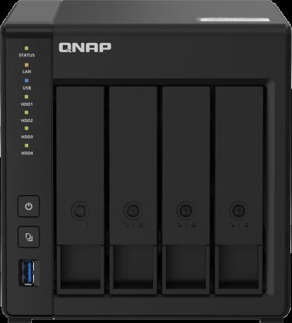 Serwer NAS z procesorem Dual-Core i wyjściem HDMI oraz funkcjami efektywnego zarządzania plikami i ochrony danych