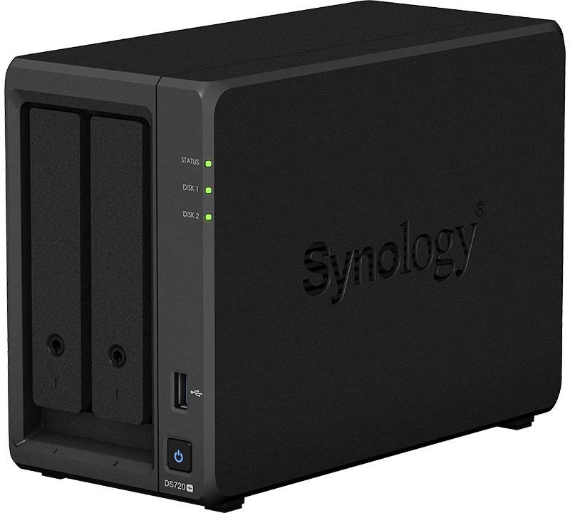 Skalowalna pojemność pamięci NAS z funkcją przyspieszenia pamięci podręcznej SSD