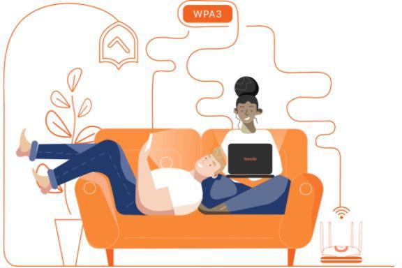 Ciesz się bezpieczną siecią z protokołem WPA3