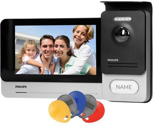 Zestaw wideodomofonowy PHILIPS WelcomeEye Connect 2 531136