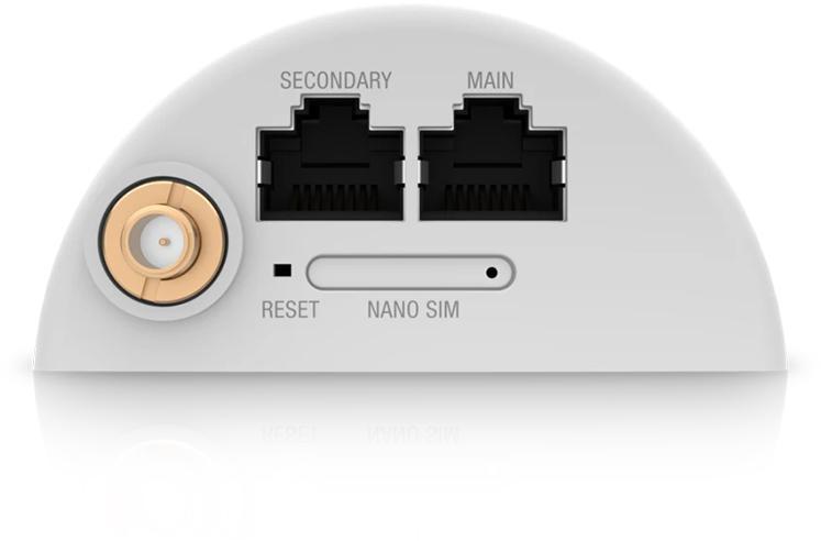 Uwaga! Jeżeli urządzenie ma działać jako WAN Failover wymagany jest Gateway UniFi: