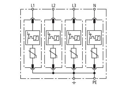 Schemat połączeń i wymiary