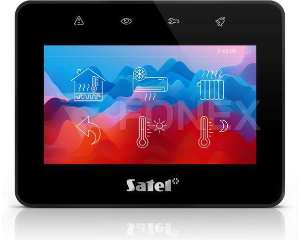 Manipulator dotykowy, graficzny, 4,3 cala SATEL INT-TSG2-B