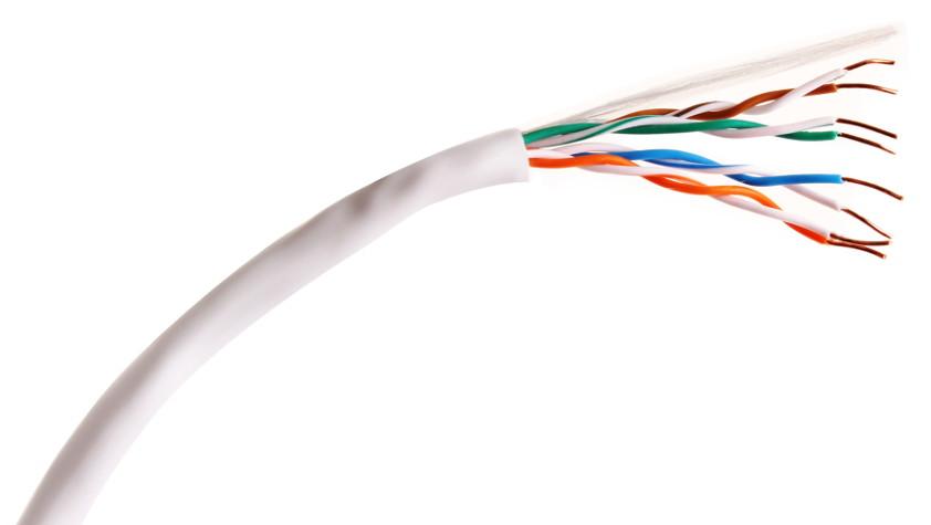 Kabel Skrętka GETFORT  KAT.5E UTP PVC 305m