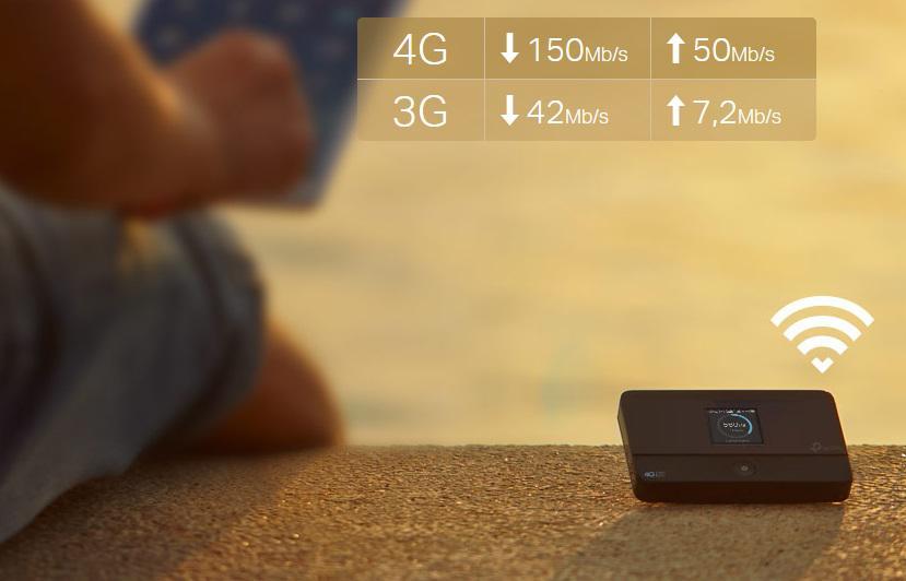 Szybsze połączenia, większe możliwości 4G LTE