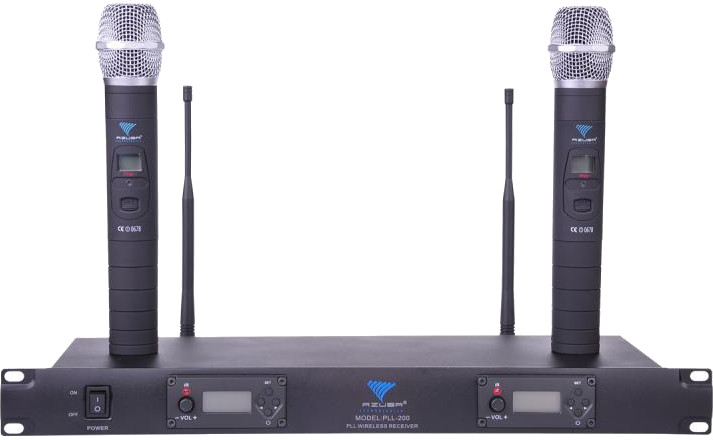 Mikrofon bezprzewodowy Azusa  PLL-200