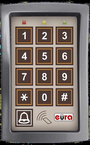 Zamek szyfrowy Eura AC-13A1