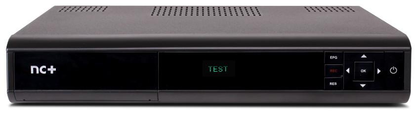 NC+ TELEWIZJA NA KARTĘ  DYSK 250 GB  1 MIESIĄC