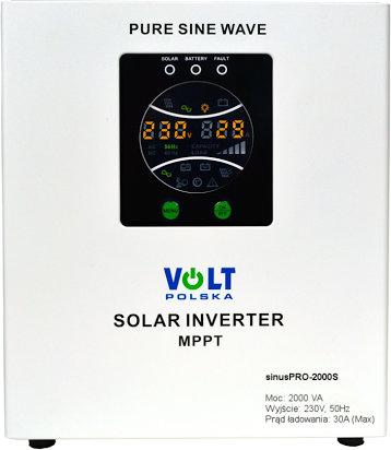 Przetwornica Volt SINUSPRO-2000S 24V 2000W Solarna