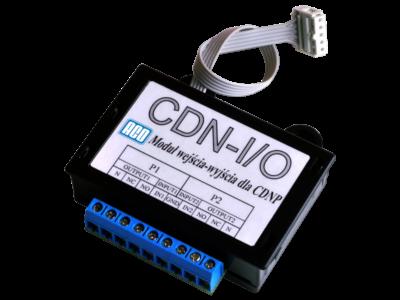 Opcjonalny dodatkowy moduł I/O