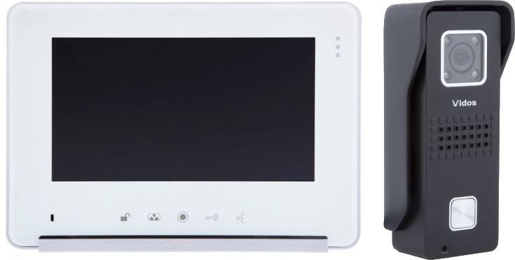 Wideodomofon VIDOS M690W/S6B