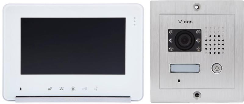Wideodomofon VIDOS M690W S2/S601