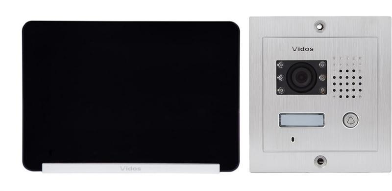 Wideodomofon VIDOS M690B S2/S601