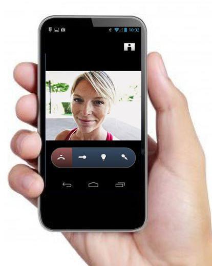 Aplikacja VIDOS X - zdalny dostęp z dowolnego miejsca na świecie