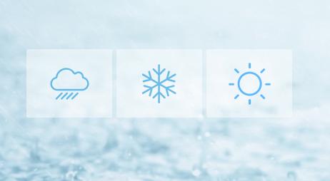 Odporna na zmienne warunki pogodowe