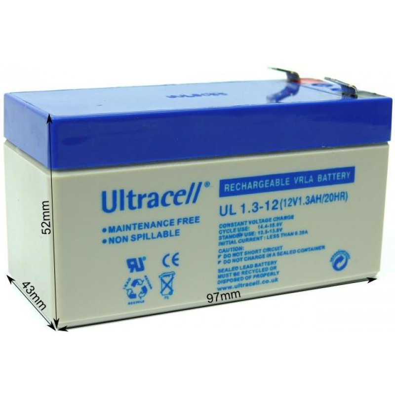 AKUMULATOR ŻELOWY