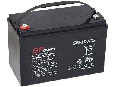 AGM 100Ah 1293 baterie
