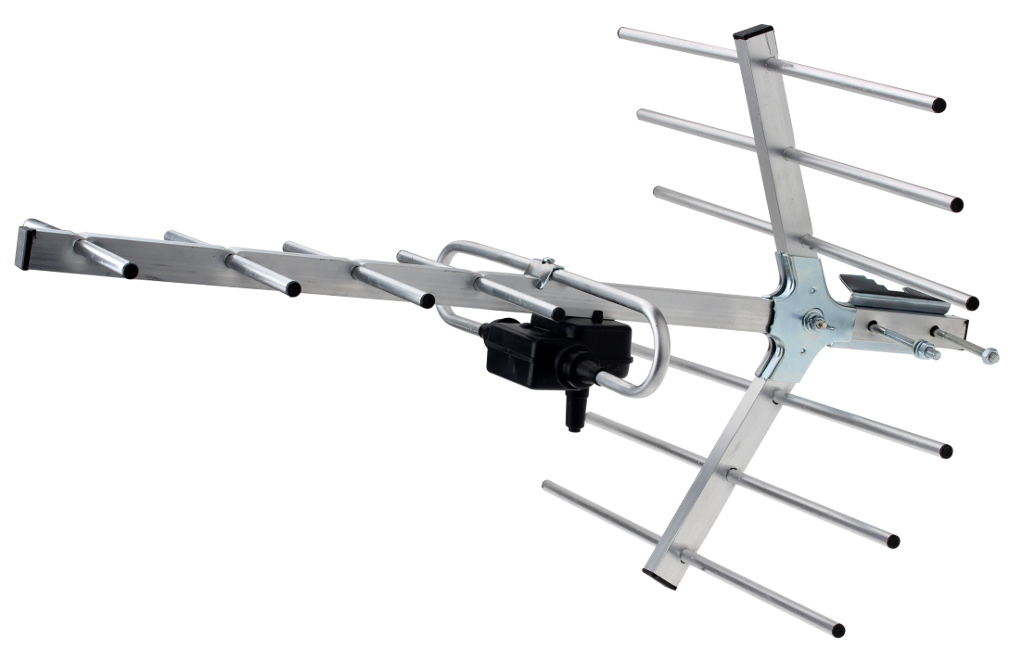 ANTENA KIERUNKOWA DVB-T MITON MT-11 UHF KANAŁY 21-69