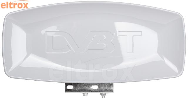ZEWNĘTRZNA ANTENA DVB-T DVZ ZE WZMACNIACZEM