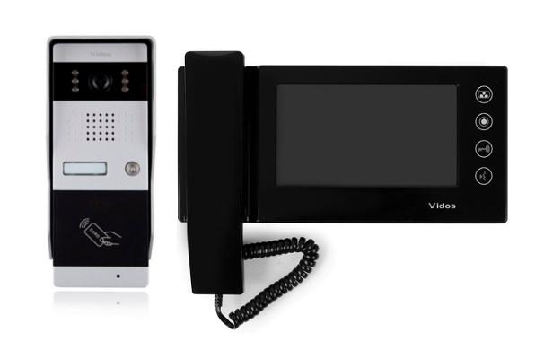 Wideodomofon VIDOS M270B/S50A